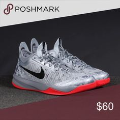 Nike Zoom Crusader Nike basketball shoes. Excellent condition. Worn gently, only a few times. Nike Shoes Sneakers
