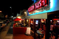 Fusion Sushi - Manhattan Beach and Long Beach in California | Sushi, Rolls, Salad, Tempura Rolls and more