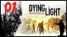 Смотреть онлайн видео Dying Light #01 — Здравствуй, Харран!!!