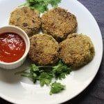 Goan mackerel cutlet recipe | bangda cutlet recipe - Print Fish Patties, Cutlets Recipes, Green Chilli, Coriander Leaves, Tamarind, Cooking Oil, Garam Masala, In The Flesh, Seafood Recipes