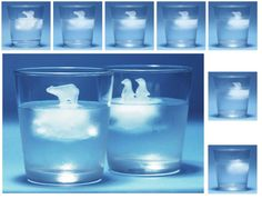 Coolest ice cubes ever.