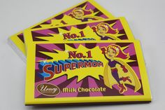 Remind your mom she is a Supermom! Supermom, Irish Traditions, Better Love, Traditional, Chocolate, Sweet, Fun, Products, Candy