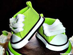 Gumpaste Converse