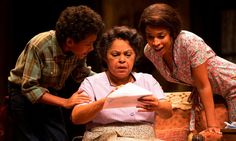 A Review of 'A Raisin in the Sun,' at the Westport Country Playhouse - NYTimes.com