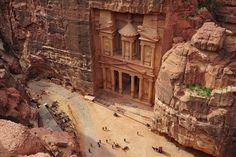 The Adventure: Autostopem do Jordanii