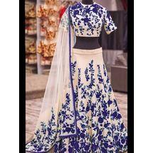 Designer Ethnic Fancy Stylish Embriodered Work Lehenga Choli