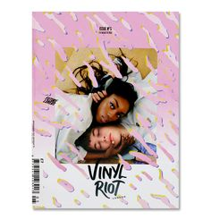 Vinyl Riot ISSUE 5 Vinyl Riot is a fashion, photography and lifestyle magazine which began life as a 14-year-olds bedroom project and has since grown into a well-distributed journal highlighting up-and-coming talent.