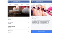 Facebook rolls out Shop and Services sections to Pages