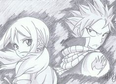fairy tail lucy x natsu E.N.D. - Google Search