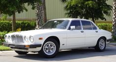 1986 XJ6 Jaguar...Mine will have a mahogany dash and white leather interior~