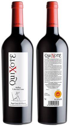Quixote Malbec-Cabernet Franc 2008.