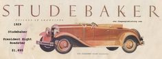 Classic Vintage Car models from the Twenties with prices ...