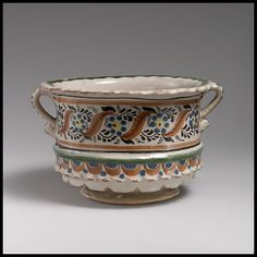 Cup, ca. 1840. Mexican. The Metropolitan Museum of Art, New York. Gift of Mrs. Robert W. de Forest, 1911 (11.87.51)