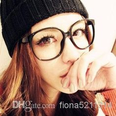 373002b68c Korean Pop Round Frame Cute Frame Glasses Big Box Complex Gualalei Influx  Of Non Mainstream Men And Women Round Glasses Frame Custom Eyeglass Frames  ...