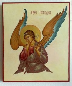 Engel Uploaded by Lisabeth Smulders-Groot Religious Images, Religious Icons, Religious Art, Byzantine Icons, Byzantine Art, Michael Angel, Cherub Tattoo, Angel Artwork, Religious Paintings