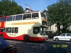 Brighton and Hove Bus, UK