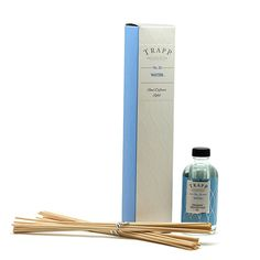 20 Water - Reed Diffuser Refill: The ozonic, watery notes provide a real WOW. Sophisticated and clean, with a fresh and energizing spirit. 4 ounces diffuser fluid 2 sets of 12 reeds Lasts approximately 45 Days Clean Fragrance, Fragrance Mist, Trapp Candles, Room Scents, Luxury Candles, Wax Melts, Lemon Grass, Cleaning