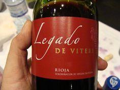 El Alma del Vino.: Bodegas Gerardo Viteri Legado de Viteri Crianza 2008.