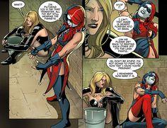 Harley and Nemesis mome