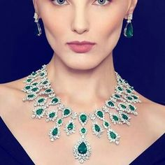 Repost @civetta_rossa Petermarco90210. Gorgeous emerald and diamond set. Exceptional jewel. Magnificent colour. Impressive carat. Most expensive jewel. Sophisticated.  #Sultanesquejewel