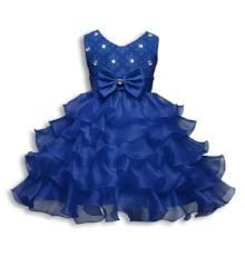 21.53$ Watch here - <b>Baby Girls</b> Party <b>Dress Peacock</b> Mix Color ...