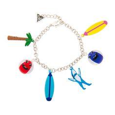 Katy Perry Beach Charm Bracelet | Claire's