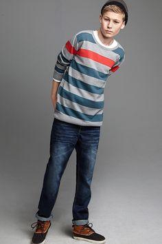 FASHION - Boys - I love that shirt c: