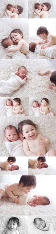 Darling sibling photography.