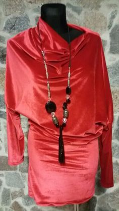 Dress In red Pendant Necklace, Red, Jewelry, Dresses, Fashion, Vestidos, Moda, Jewels, Fashion Styles