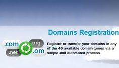 Entire process for registration of Omani domain names is simple and automated, thanks to Oman Data Park