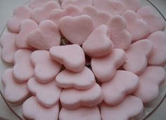 Peppermint hearts... yum!!