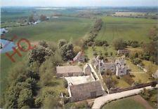 Picture Postcard, Kelmscott Manor, Oxfordshire, Aerial View