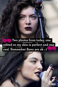 love this <3   12 Celebrity Body Image Quotes To Remind You How Beautiful You Are