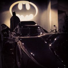 Protecting Gotham City at #Petersen Automotive Museum #batman #cars