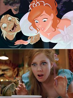 Amy Adams from Enchanted.