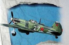 Yakovlev Yak-9T Fighter Free Aircraft Paper Model Download…