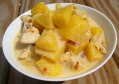 Mango Chipotle Coconut Chicken