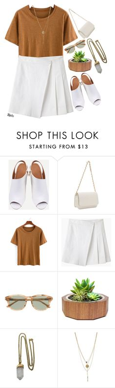 """#SheIn"" by credentovideos ❤ liked on Polyvore featuring rag & bone, J.Crew, Dot & Bo and Lacey Ryan"