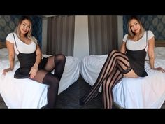 A CUTE CASUAL OUTFIT | 2 STYLES YOU PICK! | HOW TO STYLE WITH HOSIERY - YouTube Cr7 Juventus, New Twitter, Twitch Tv, Cute Casual Outfits, Hosiery, Videos, Youtube, Style, Fashion