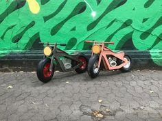 Kids Bike, Go Kart, Custom Bikes, Cool Toys, Cars And Motorcycles, Vehicles, Mancave Ideas, Homemade, Children