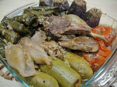 Maryam's Culinary Wonders: 525. Iraqi Dolma