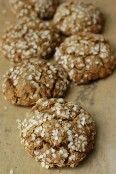 gluten free quinoa cookies from gluten free girl