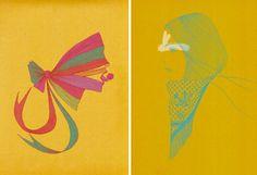 Retro Modern: Artist Hiroshi Tanabe at LuLus.com!