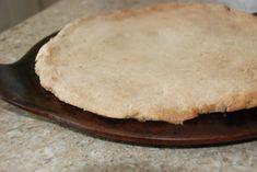 Gluten-Free, Yeast-Free Buckwheat Pizza Crust. Sub millet flour for rice flour