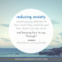 Manage & Reduce Anxiety: Not Just an Introvert Struggle - Wise Introvert