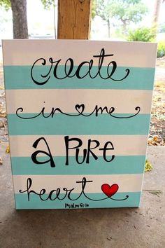 Pure heart painting from colors on canvas tape art, canvas crafts, diy canv Do It Yourself Baby, Diy And Crafts, Arts And Crafts, Little Presents, Diy Canvas, Canvas Ideas, Canvas Crafts, Create Canvas, Diy Décoration
