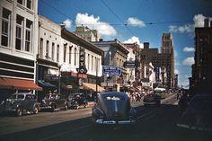 Elm Street 1940s
