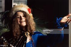 Janis Joplin at Spaulding Taylor's house, San Francisco, January 1968.
