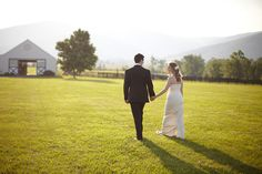 ceremony site at King Family Vineyards