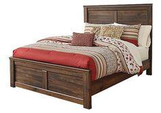 Rent Furniture Ashley Quot Esmarelda Quot Queen Bed Rentacenter